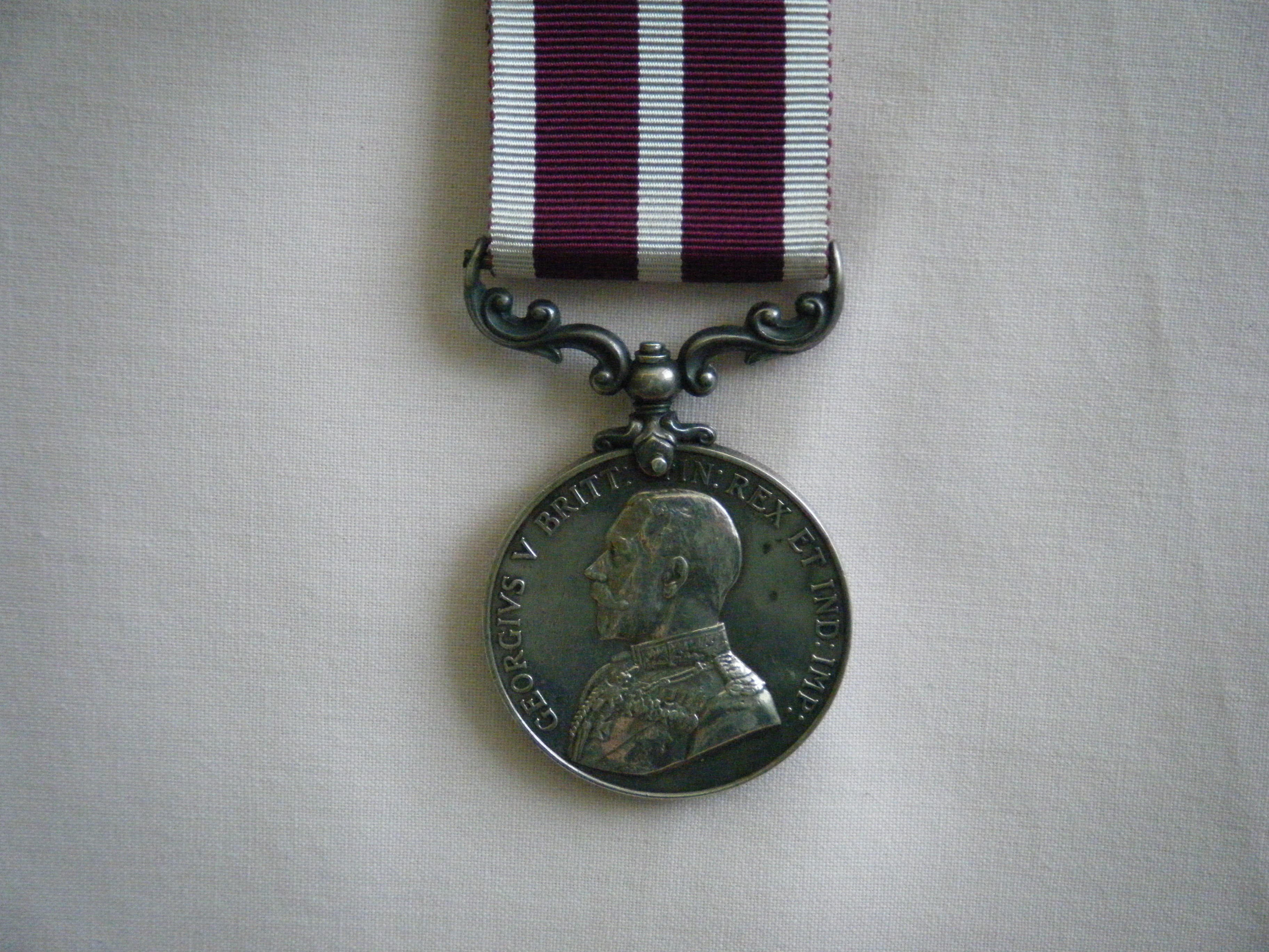 ONE.  344065 Spr. G. Richardson, Royal Engineers (awarded for services with the British Military Mission in South Russia).