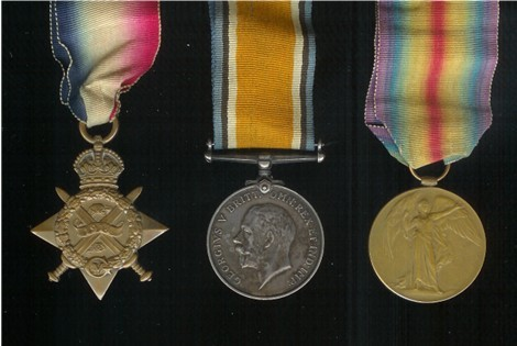 THREE.  Capt. A.H. Williams, Army Service Corps  (a barrister, to France 3/11/14, later served in Salonika, Egypt and Palestine;  court-martialled twice;  with 32pp papers).