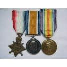 THREE.  2./Lieut. W.D. Glass, Hampshire Regiment and East Lancashire Regiment (with full papers).