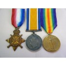 THREE.  Capt. E.W. Paine, 4th South African Mounted Rifles, Suffolk Regiment and Suffolk Yeomanry.