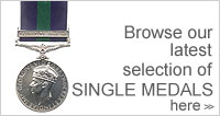 Single Medals