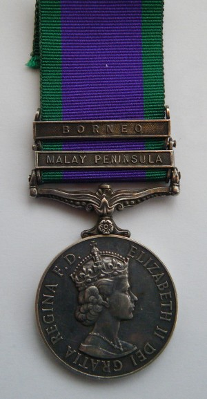 ONE.  Capt. P.M. Brookes, Royal Army Service Corps (an unusual award to a Maritime R.A.S.C. officer).